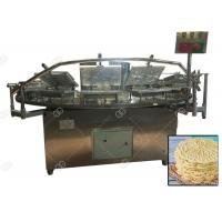 Quality Italian Pizzelle Cookie Baking Machine With Automatic Filling And Manual Picking for sale