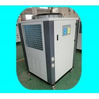 Quality 2HP Industrial Water Cooled Chillers / Air Cooled Liquid Chiller With Vacuum Pump for sale
