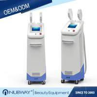 new technology three in one vertical multifunctional shr ipl hair removal machine