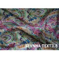 Quality Tricot Warp Knitting Sewing Nylon Fabric With Ms JP7 Digital Printing for sale