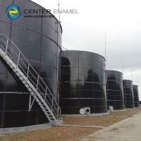 Quality Smooth Bolted Steel Tanks For Farm Agriculture Water Storage for sale