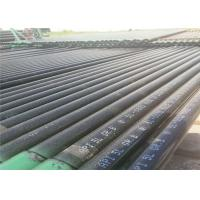 Quality Anti Rust Seamless Black Steel Pipe , Carbon Steel Seamless Tube ASTM A53 for sale