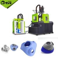 China Non Toxic Vertical Rubber Moulding Press High Speed 12.1kw on sale