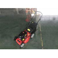 Buy cheap Hand Push Gasoline 139CC Lawn Mower 18inch / 460mm with 60L grass box from wholesalers