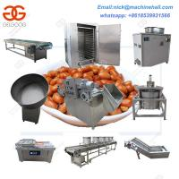 Quality Fried Peanut Processing Line with Good Price|Automatic Peanut Production Line|Easy Operate Groundnut Processing Machine for sale