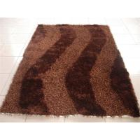 Quality Wave Polyester Shaggy Carpet Malai Dori Polyester Silk Mixed Carpet China Rug for sale