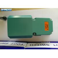 Quality Small Tend Protective Guard Foot Switch 250V AC Compact Structure TFS-302 Model for sale