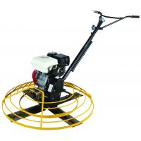 China Walk Behind Concrete Power Trowel Machine 46 inch with Honda GX270 Engine on sale