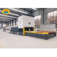 Quality Building / Architecture Flat Glass Tempering Furnace 5 - 12 Mm Glass Thickness for sale