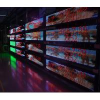 China High Brightness P 10 Changeable Led Signs , Programmable Led Message Board Moving on sale