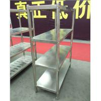 Quality Steel Shelving Racks For Warehouse Storage , Movable Storage Shelves Custom for sale