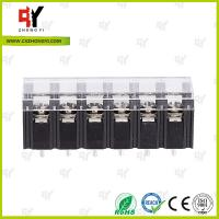 Quality UL94V-0 Connector Terminal Block 7.62mm Spacing 2P - 24P Pole PA66 for sale