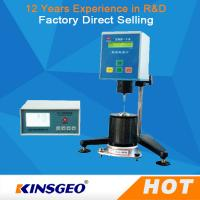 Buy cheap High Temperature Automatic Viscosity Testing Equipment KJ-SNB-1A-J from Wholesalers