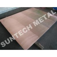 Quality C1020 / 316L Copper Clad Plate for sale