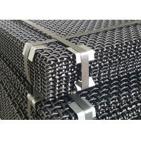 Quality Stone Crusher Machine Parts Weave Type Anti-clogging Screen Mesh Specification for sale