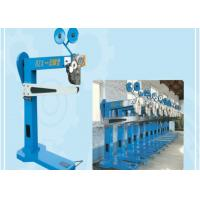 Quality 5 Layer Corrugated Box Stitching Machine Double Inclined Stapling 250stitches/Min for sale