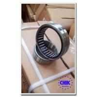 Drawn Cup Textile Flat Steel Needle Roller Bearing Full Complement