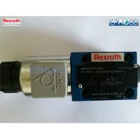 Quality Original M-3SED Rexroth Solenoid Valve Directional Seat Valve With Solenoid Actuation for sale