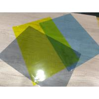 Quality Thin Color Transparent Uv Protection Window Film With 99.9% Anti Uv Rate for sale