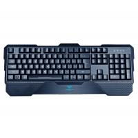 Quality AULA SI-861 Rubber Membrane Keyboard Good Feeling Touch , Wired Backlit Keyboard for sale