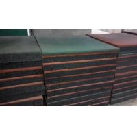 China High quality and excellent professional anti-skip kindergarten rubber flooring tiles on sale