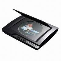 Quality Mini DVD, Handy and Portable Design, with USB, LED, 2.0CH and Top Open Cover for sale