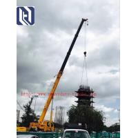 Quality 16 Ton Knuckle Truck Mounted Crane for sale