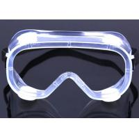 Quality Kids / Adults Anti Fog Protective Goggles Scratch Resistant Ventilation Design for sale