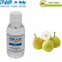 China Wholesale Electronic E Liquid Concentrate VG Based Pear Pear Flavor on sale