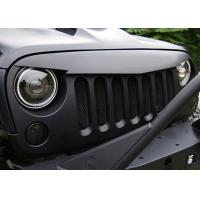 Quality Replacement Jeep JK Wrangler 2007 - 2017 Spare Parts Angry Birds Car Front Grille for sale