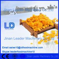 Quality 304 stainless steel  Breakfast Corn flakes cereals processing line for sale