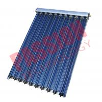 China Professional Solar Heat Pipe Collector , Solar Water Collector 20 Years Lifespan on sale