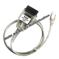 Quality AUDI A4 A5 Q5 Authorization for VAG KM IMMO Tool and Micronas OBD Tool ( CDC32XX ) Cable for sale