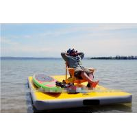 Buy cheap all various sizes inflatable air mat for floating platform for relax from Wholesalers