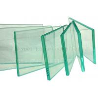 Quality 6mm clear High quality Toughened glass / Tempered glass / Safety glass for sale