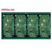 Quality Professional Multilayer SMD LED PCB Board With Silk - Screen Printed for sale