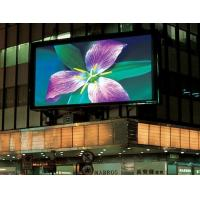 China 110v Stage Background P10 LED Dot Matrix Display Indoor / Outdoor , 8000cd/M2 on sale