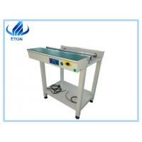 Quality Stepper Motor Turning Conveyor Industrial Control Panel Durable With Light Stand for sale