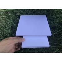 """Quality Adveritising Display White PVC Free Foam Board 24"""" X 36"""" X 1 / 5"""" High Density for sale"""