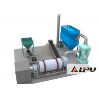 Buy cheap Three Drum Dryer Sand Drying Equipment in Fly Ash Mineral Slag from Wholesalers