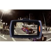Quality New Fashion 7 Inch Car Black Box Dual Lens Video Recorder Dash Cam Rearview Mirror Car Camera 1080P HD for sale