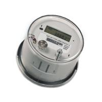 Quality Smart Single Phase Electric Meter Active Energy Measuring ANSI Kwh Meter for sale