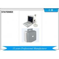 Buy cheap Clear Images Portable Ultrasound Scanner Machine For Hospital Easy Operation from wholesalers
