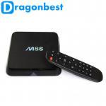 Quality M8S Ott 4k Tv Box quad core Amlogic s812 4K 2K kodi 14 . 2 2G 8G Cortex A9 for sale