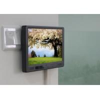 Black Capacitive Touch Screen Control Panel For Wireless Home Automation System