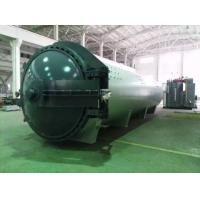 Quality Auto Glass Laminating Autoclave With ASME U stamp ISO certificate or CE certificate for sale