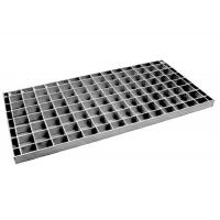 China Heavy Duty Stainless Steel Bar Grating Decking For Driveways Available OEM on sale