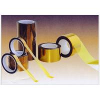 Quality Thermal resistance polyimide PI adhesive tape for sale