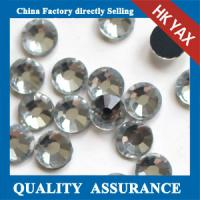 Quality China Supplier Flat Back Crystal Rhinestone DMC Hotfix DMC Crystal Rhinestone For Shoes Clothes for sale