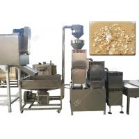 Quality Industrial Sesame Grinder Machines Mixing Tahini Production Line CE Certification for sale